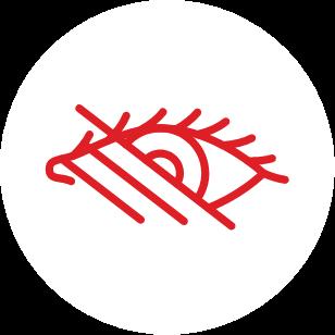Görme engeli logosu