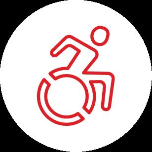 Tekerlekli sandalye logosu